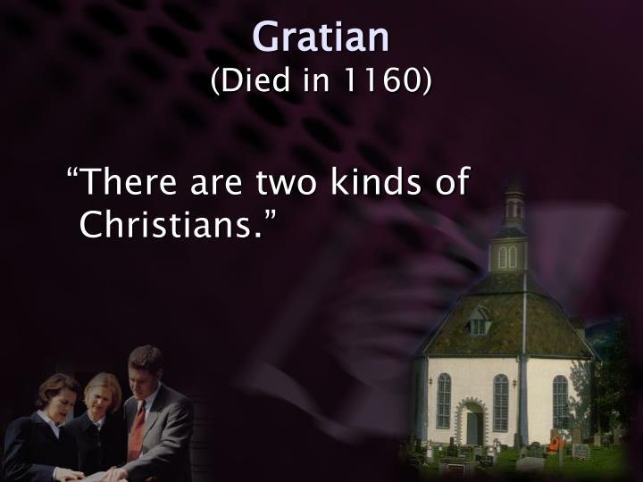 Gratian