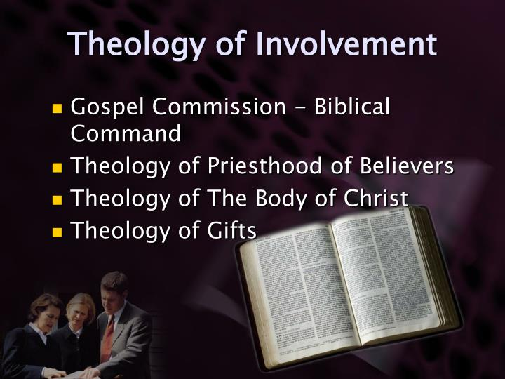 Theology of Involvement