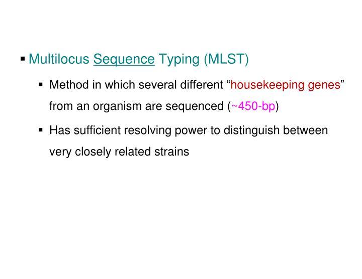 Multilocus