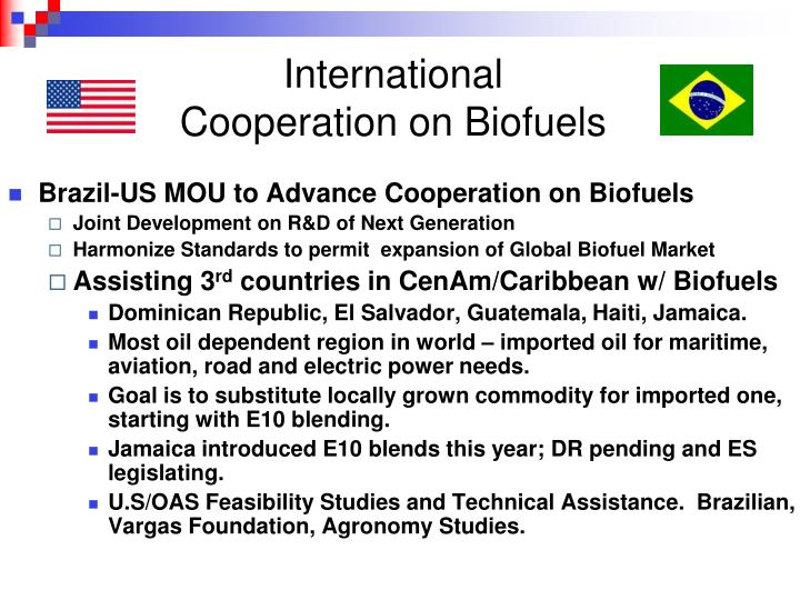 Is biofuel an effective substitute for