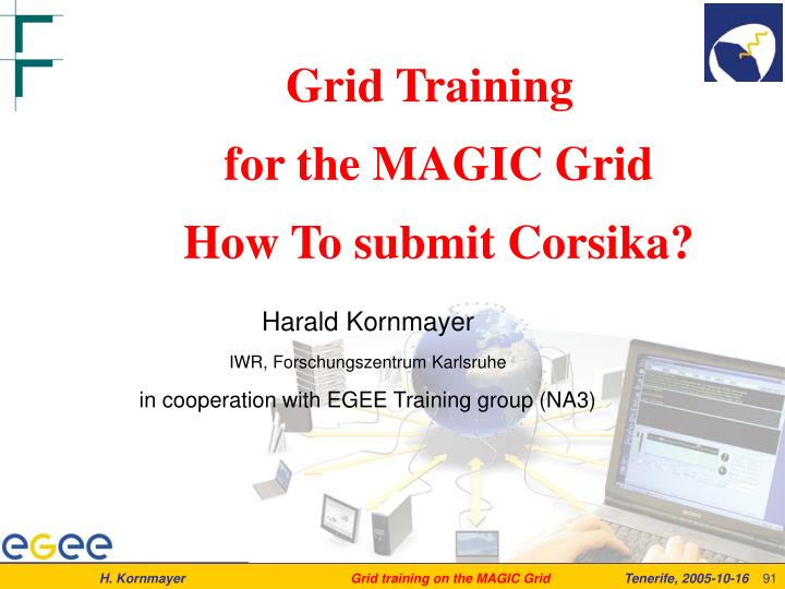Grid Training
