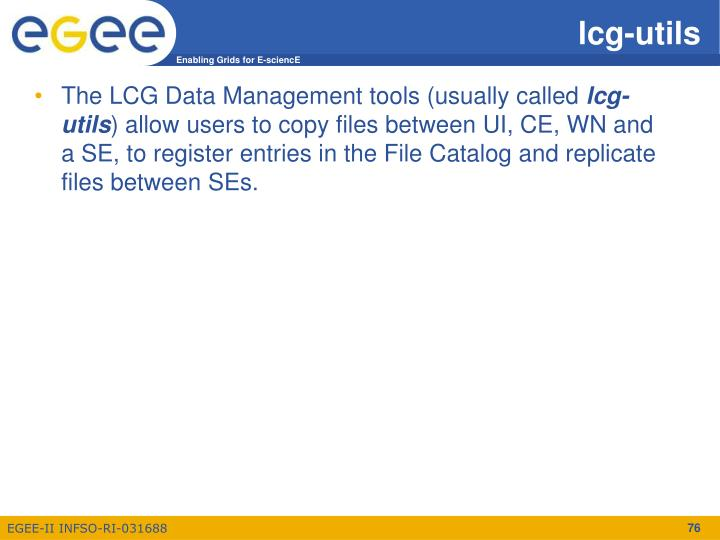 lcg-utils