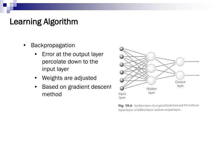 Learning Algorithm