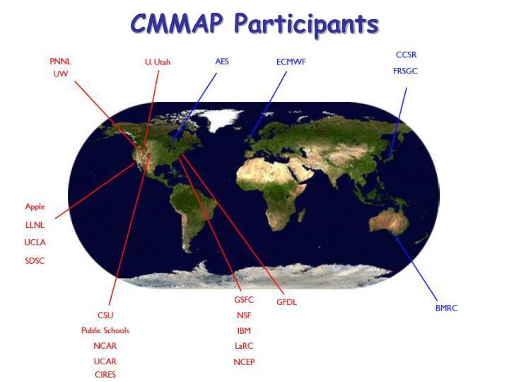 CMMAP Participants