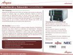 virtualizaci n y datacenter consolidaci n