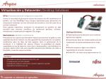 virtualizaci n y datacenter desktop solutions