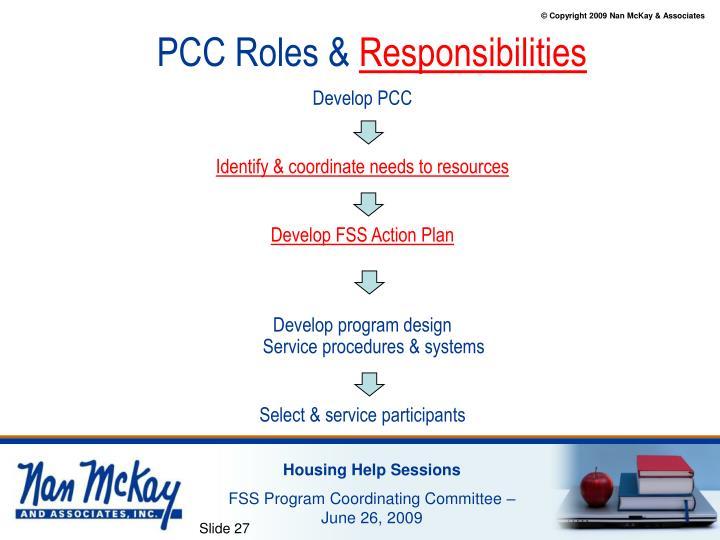 PCC Roles &