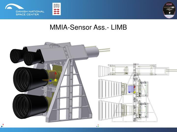 MMIA-Sensor Ass.- LIMB