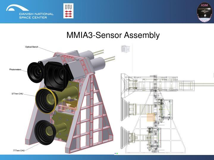 MMIA3-Sensor Assembly