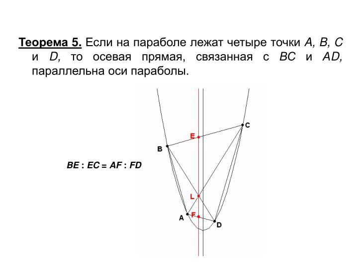 Теорема 5.