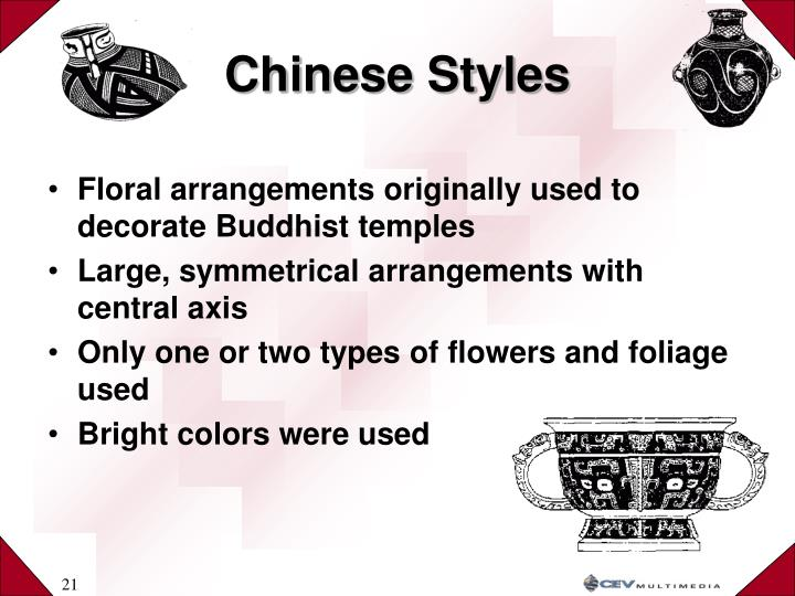 Chinese Styles