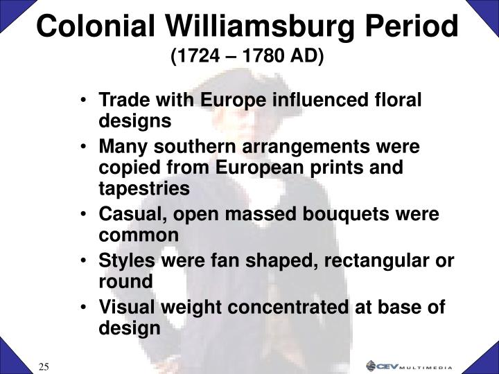 Colonial Williamsburg Period
