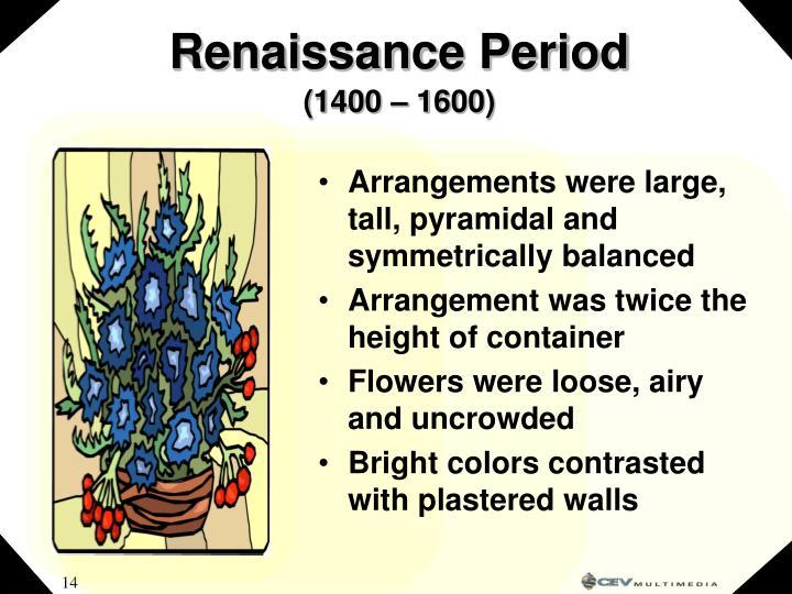 Renaissance Period