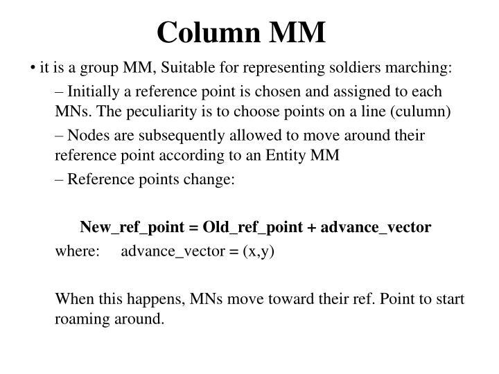 Column MM