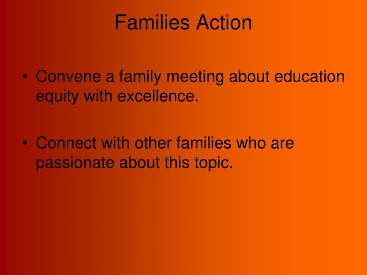Families Action