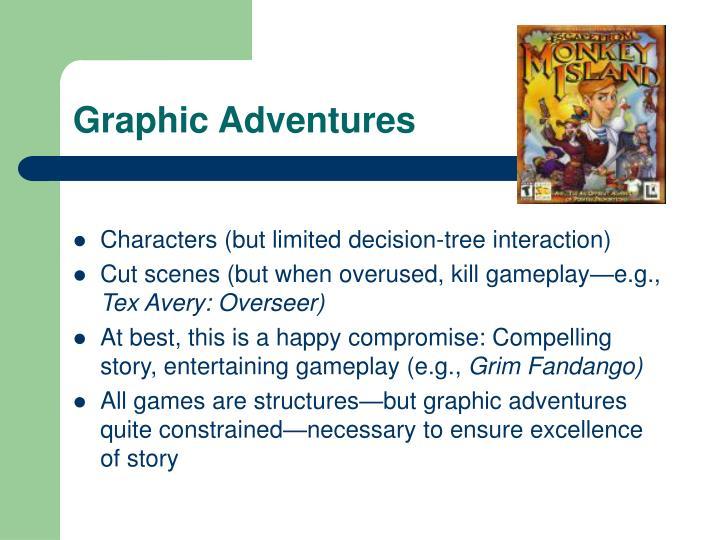 Graphic Adventures