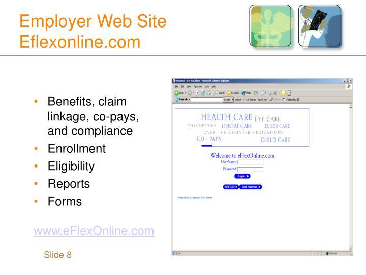 Employer Web Site