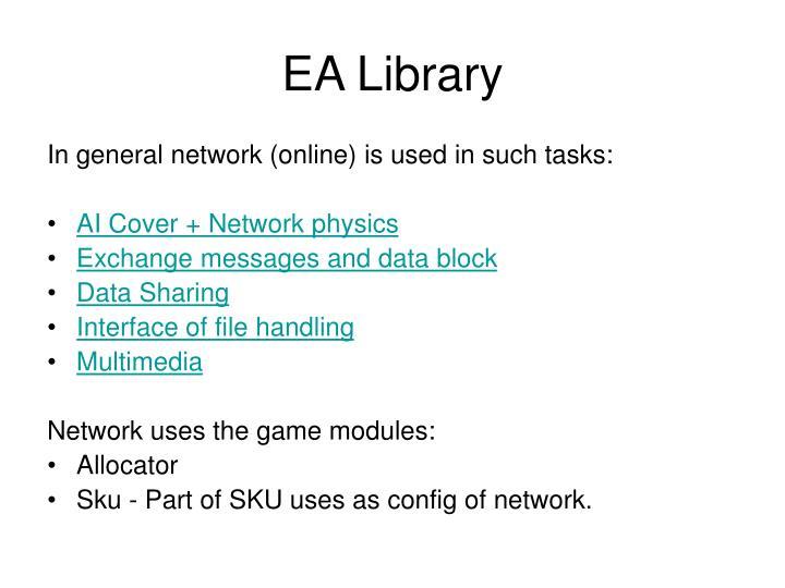 EA Library
