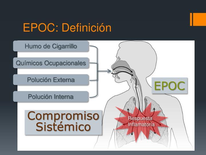 EPOC: Definición