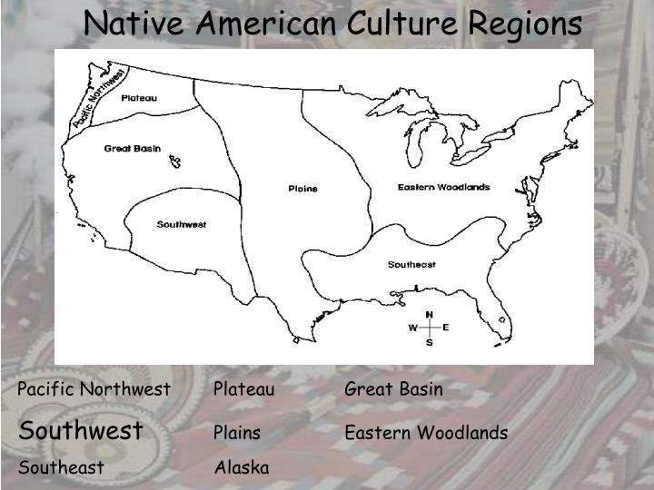 Native American Culture Regions
