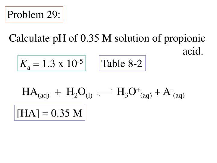 Problem 29: