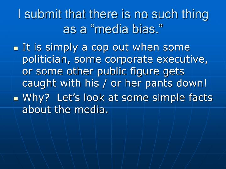 corporate media bias But the scholarship on media bias is fraught with its own biases, and for an objective algorithm to latch on to political leanings is a neat feat typically studies of bias start out by designating particular outlets as either left- or right-leaning and then examine, whether with a computer or human beings, how those biases play out.