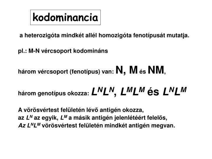 kodominancia