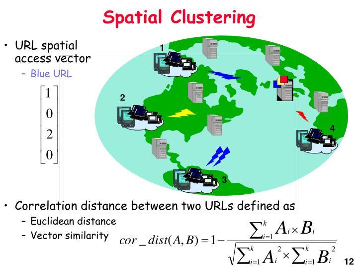 Spatial Clustering