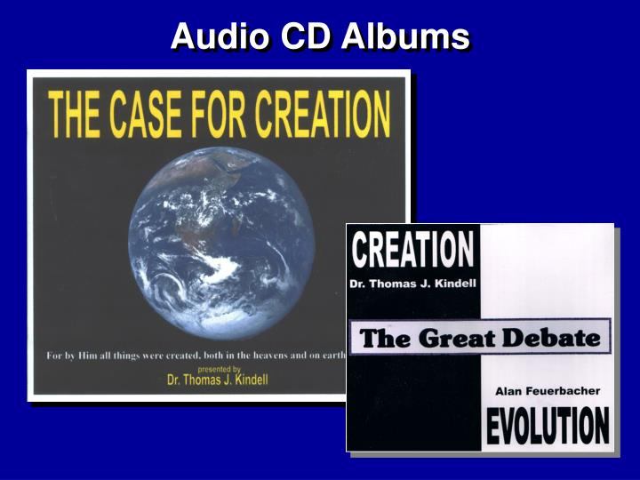 Audio CD Albums