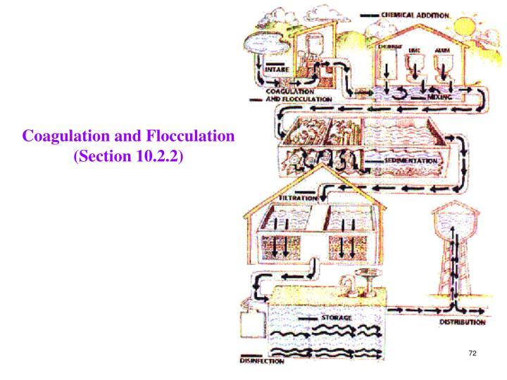 Coagulation and Flocculation