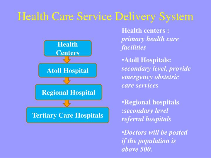 Health Care Service Delivery System