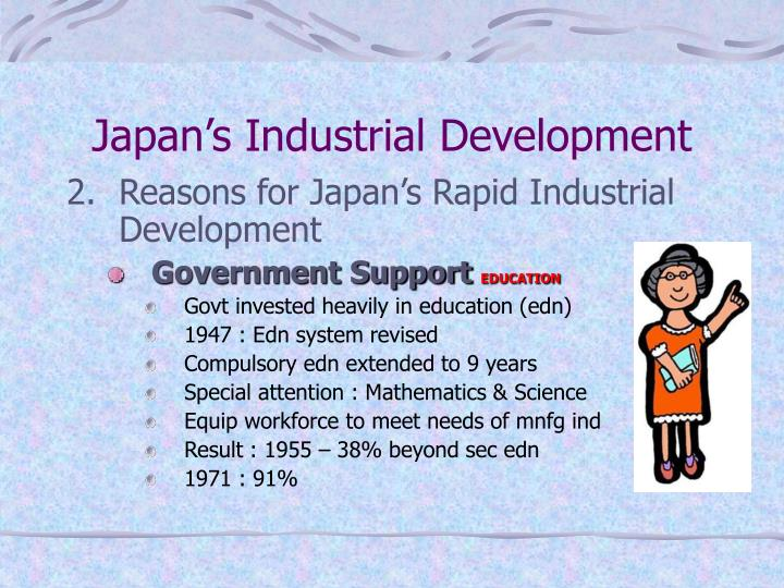 Industrial policy of Japan