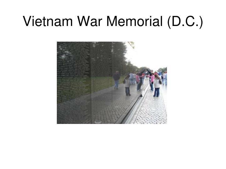 Vietnam War Memorial (D.C.)