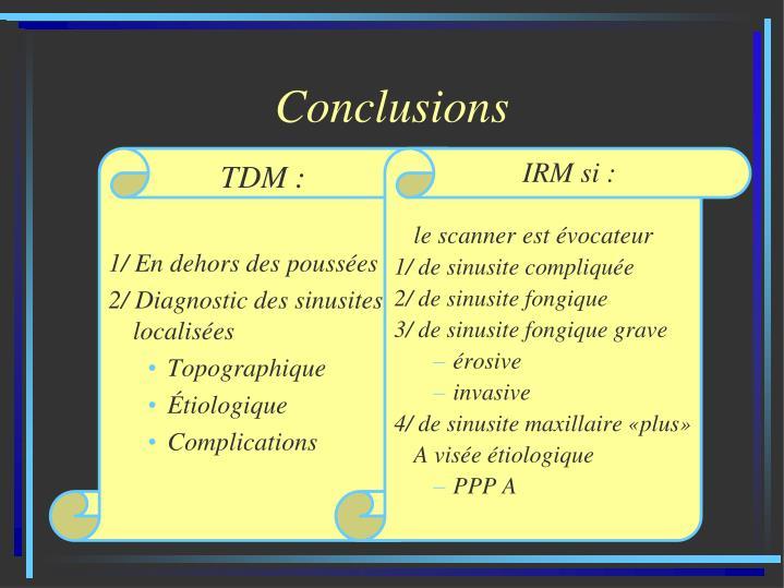 TDM :