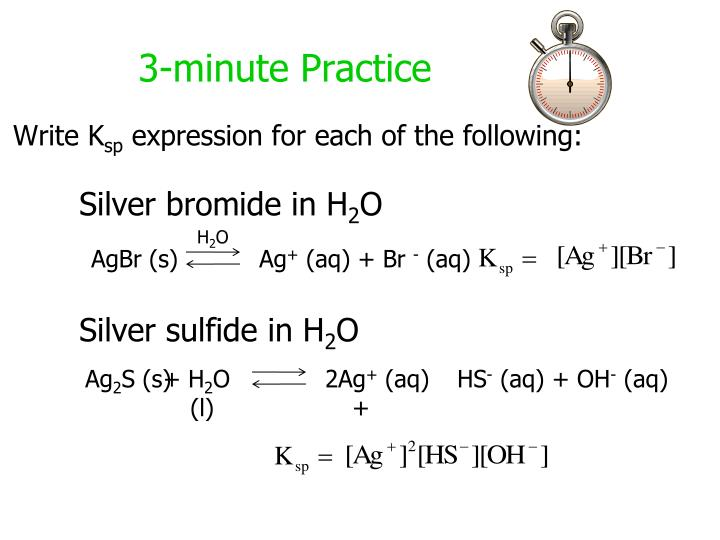 3-minute Practice
