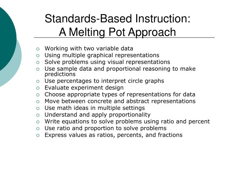Standards-Based Instruction: