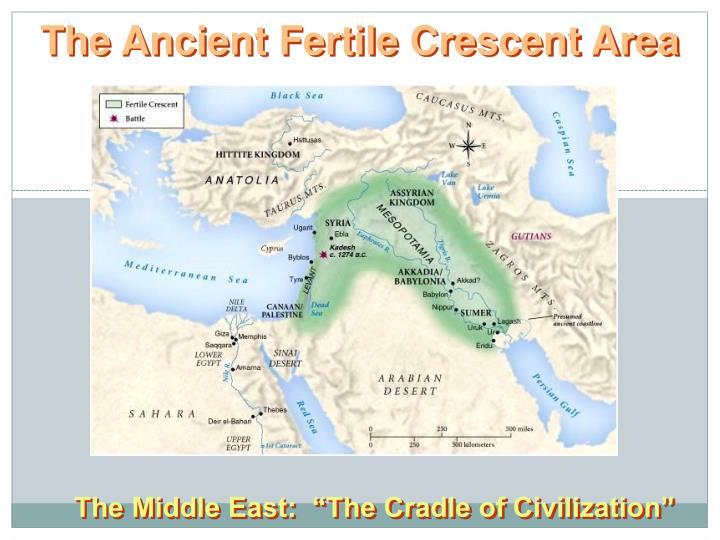 fertile crescent location - photo #10