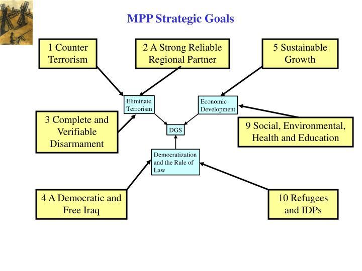 MPP Strategic Goals
