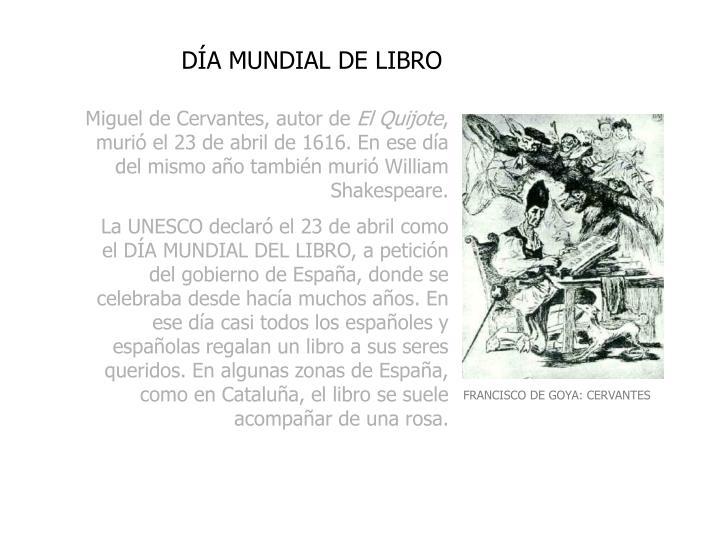 DA MUNDIAL DE LIBRO