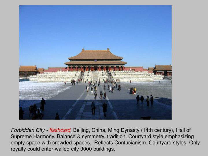 Forbidden City -