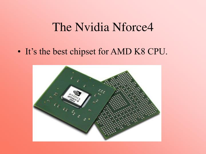 The Nvidia Nforce4