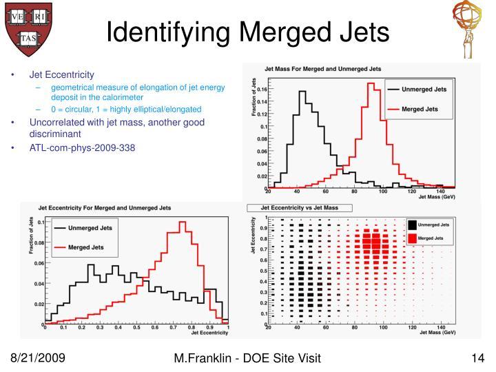 Identifying Merged Jets