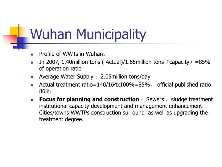 Wuhan Municipality
