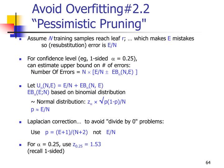 Avoid Overfitting#2.2