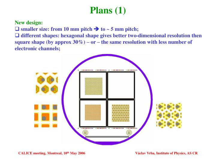 Plans (1)