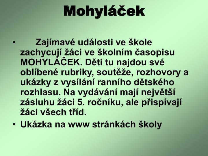 Mohyláček