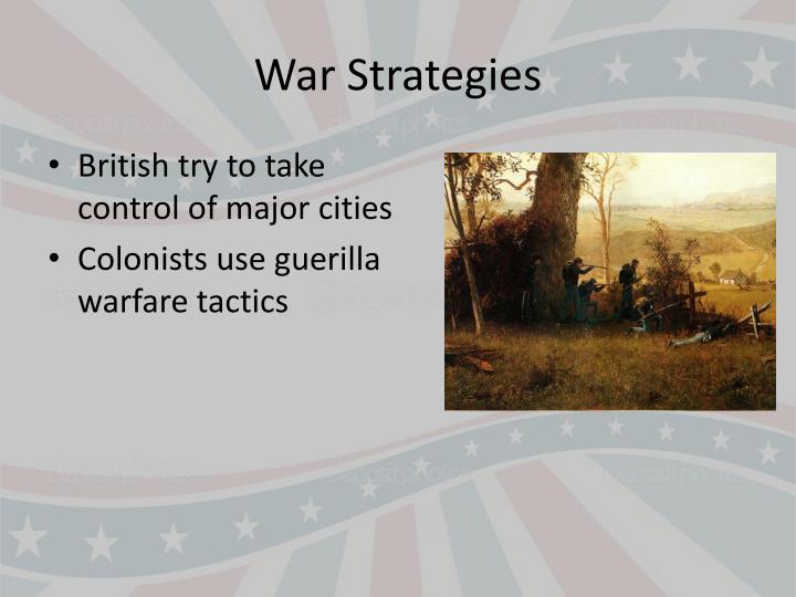 War Strategies