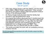 case study on 3 rd jul 07