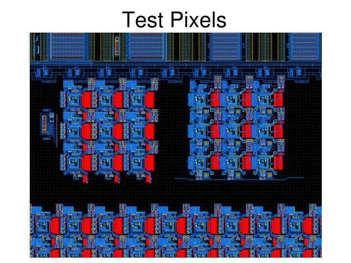 Test Pixels