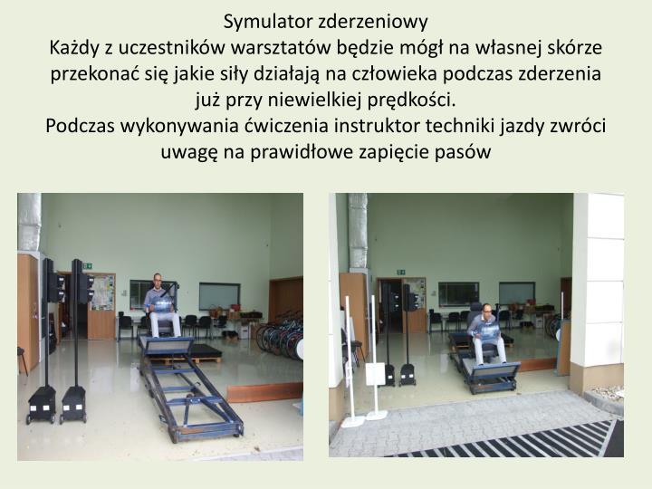 Symulator zderzeniowy